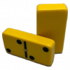 Yellow Double 6 Dominoes